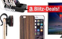 Blitzangebote:<b> iPhone-Hülle aus Holz, Objektiv-Sets, Sony-TV u.v.m. heute günstiger</b></b>