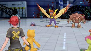 Digimon Story: Cyber Sleuth - Alle Digimon in der Übersicht mit Digitationen