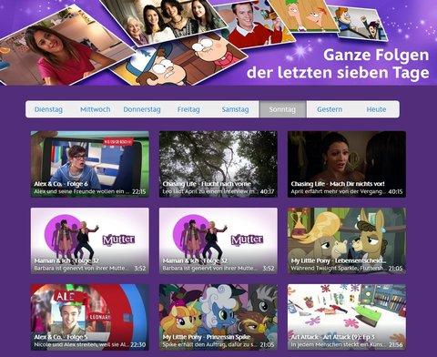 Disney Channel Mediathek Ganze Folgen