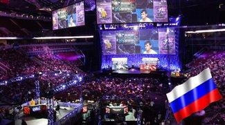 E-Sport: In Russland wieder eine offizielle Sportart