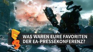 E3 2016: Was waren eure Favoriten der EA-Pressekonferenz?