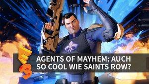 Agents of Mayhem in der Vorschau (E3 2016)