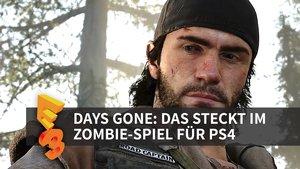 Days Gone in der Vorschau (E3 2016)