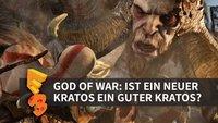 God of War: Wie gut wird der Neuanfang der Serie? (E3 2016)