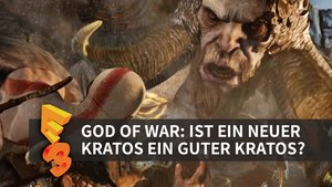 God of War in der Vorschau (E3 2016)