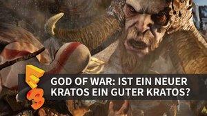 God of War in der Vorschau (E3 2016)