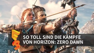 Horizon: Zero Dawn in der Vorschau (E3 2016)