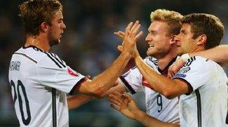 Deutschland - Ukraine: Zusammenfassung, Highlights, alle Tore der Fußball EM 2016