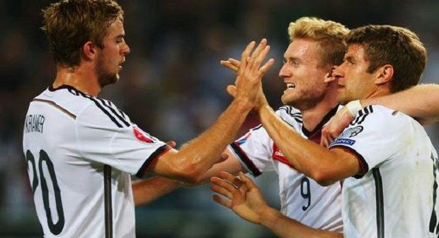 Wann Spielt Deutschland Bei Der Em