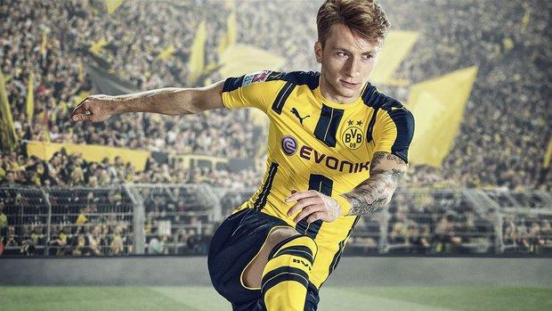 FIFA 17: Profi-Fußballer gibt Rücktritt bekannt, um FIFA-Spieler zu werden