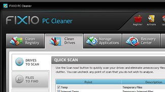 FIXIO PC Cleaner
