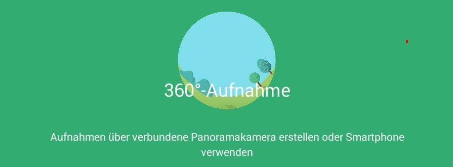 Facebook 360 Grad-Fotos Google Street View Anleitung