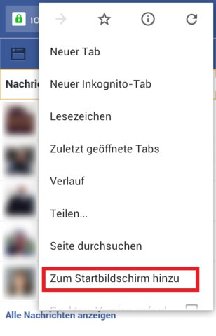 Facebook Chat ohne Messenger