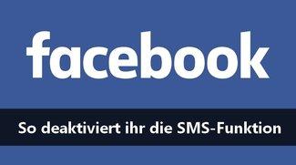 Facebook Messenger: SMS-Funktion deaktivieren - So geht's