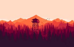 Firewatch: Ford klaut Artwork...