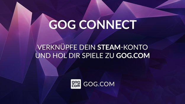 GOG Connect lässt euch eure Steam-Games zu GOG.com übertragen