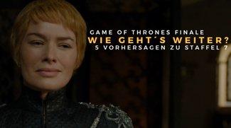 Game of Thrones: Wie geht´s in Staffel 7 weiter? Wir wagen 5 große Vorhersagen (SPOILER)