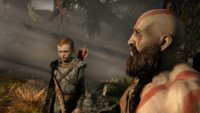 God of War: Erster Gameplay-Trailer zeigt Kratos mit seinem Sohn