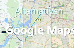 Google Maps: Alternative...