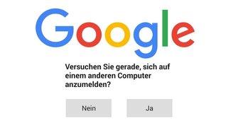 Google Prompt: So nutzt ihr die einfache Zwei-Faktor-Authentifizierung