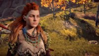 Horizon Zero Dawn: Gameplay-Video zeigt Aloy auf Monsterjagd