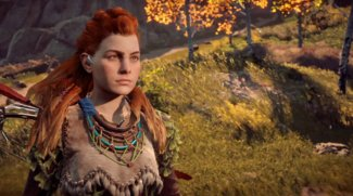 Horizon Zero Dawn: Gameplay-Video zeigt Aloy auf Monsterjagd