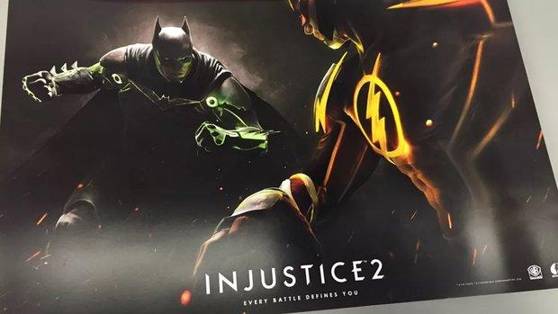 Injustice: Promo-Poster weckt Hoffnung auf zweiten Teil