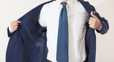 Krawatte binden für Anfänger - so einfach geht`s