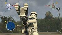 LEGO Star Wars - Das Erwachen der Macht: Cheats und Codes zum Freischalten aller Charaktere