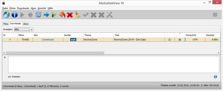 MDR Mediathek Download Downloads