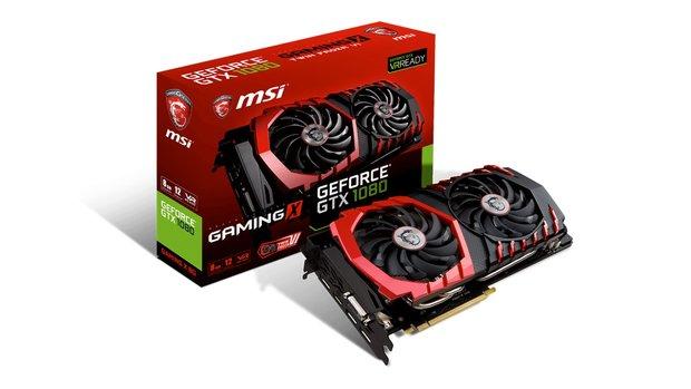 GeForce GTX 1080 und 1070: Testmuster mit höherem Takt ausgegeben