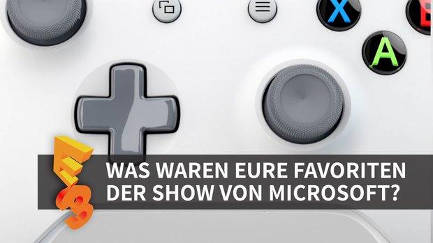 E3 2016: Was waren eure Favoriten der Microsoft-Pressekonferenz?