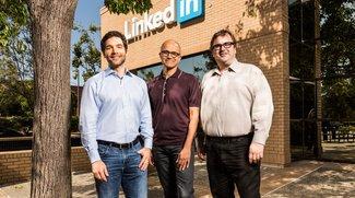 Microsoft kauft Karrierenetzwerk LinkedIn für 26 Milliarden Dollar