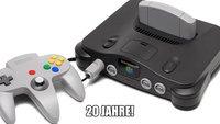 20 Jahre Nintendo 64: Diese Innovationen verdanken wir ihm