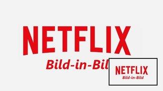 Netflix Bild-in-Bild-Funktion auf dem iPad - So geht's