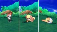 Pokémon Sonne und Mond: Das hier sind die neuen Pokémon