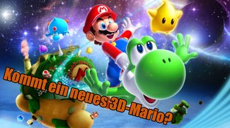 Super Mario: Völlig neuartiges Spiel könnte nächstes Jahr enthüllt werden