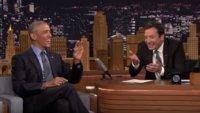 """Obama über sein Galaxy S4: """"Im Grunde genommen ein Spielzeugtelefon"""""""