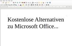Microsoft Office: Kostenlose...