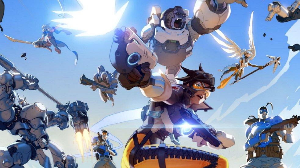 Overwatch: Kompetitiver Modus wird heute für PC freigeschaltet