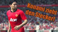 Pro Evolution Soccer 2015: Konami schaltet bald die Server ab