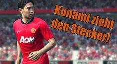 Pro Evolution Soccer 2015: Konami schaltet bald die Server ab