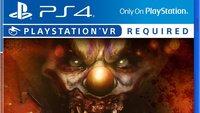 PlayStation VR: So sehen die Verpackungen der Spiele aus