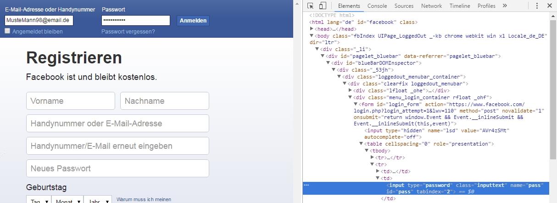 Passwort Aus Chrome Auslesen