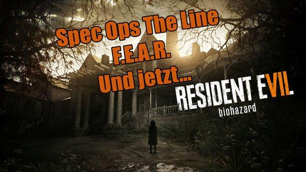 Resident Evil 7: Wird erstmals von einem westlichen Autor geschrieben