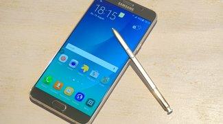 """Benchmark: Samsung Galaxy Note 7 mit """"nur"""" 4 GB RAM?"""