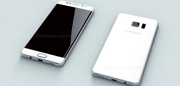 Samsung Galaxy Note 7: Veröffentlichung am 2. August – und ausschließlich als edge-Modell?