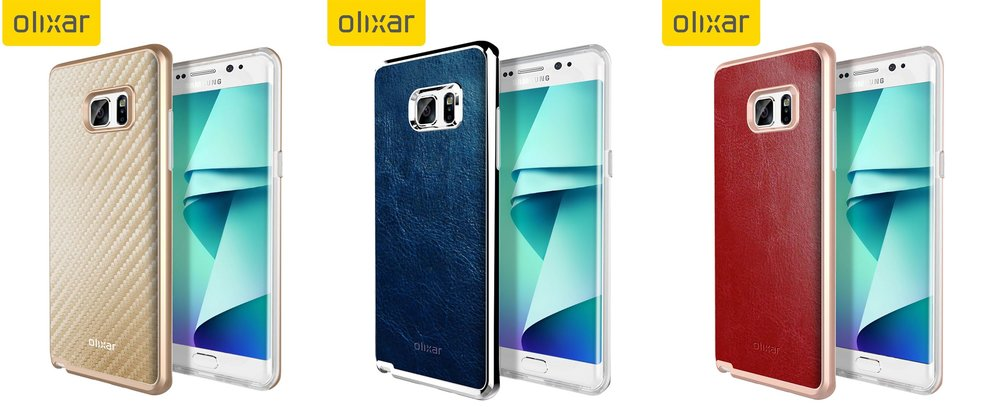 Samsung-Galaxy-Note-7-Olixar-cases