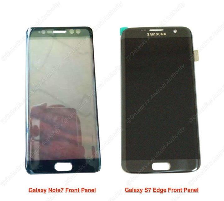 Samsung-Galaxy-Note-7-vs-s7-edge-Front-Panel-onleaks-aa