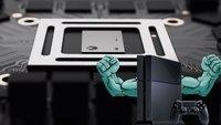 Xbox One Scorpio und PlayStation Neo: Leistungsunterschied reine Spekulation